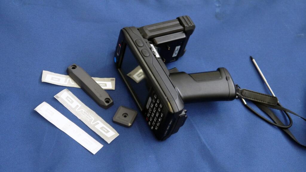 Быстрая идентификация основных средств на основе RFID технологии РЕГОЛА