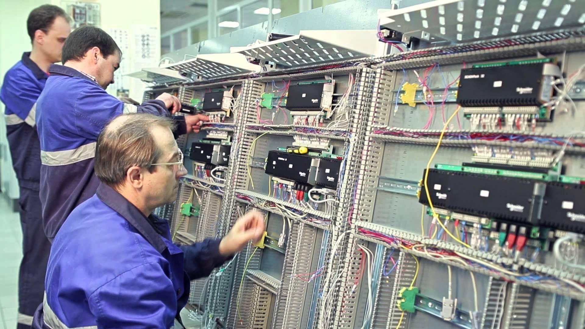 Проектирование и монтаж базовой информационной инфраструктуры